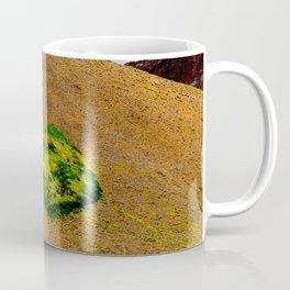 Volcanic heart Coffee Mug
