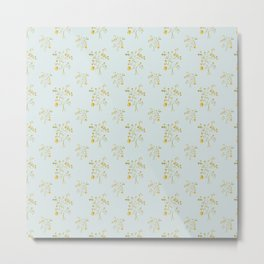 Fields of Buttercups Metal Print