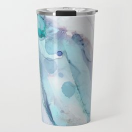 Fluorite Flow Travel Mug