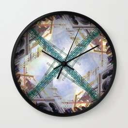 The revel is in the retells. Wall Clock