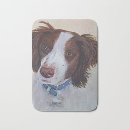 GORGEOUS RETRIEVER Bath Mat