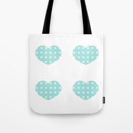 Hearts2 Tote Bag