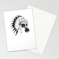 GasMax Chieftain Stationery Cards