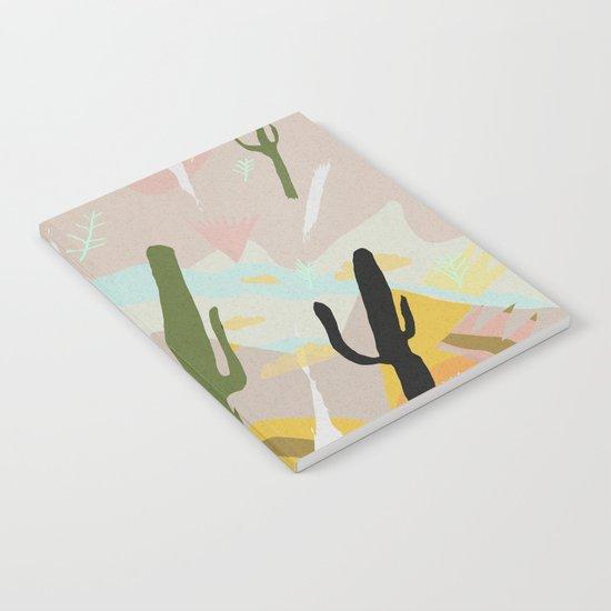 Desert Dream Design Notebook