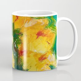Party Pansies Coffee Mug