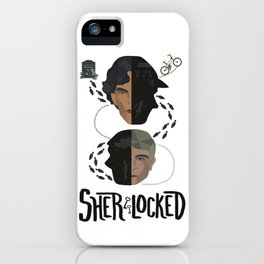 Sherlocked iPhone Case