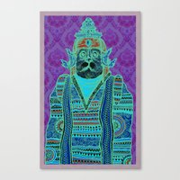persian Canvas Prints featuring Persian by MR. VELA