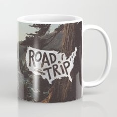 Road Trip USA - big sur Mug