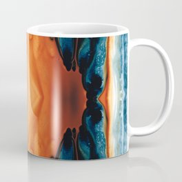 The Great Spirit - Abstract Art By Sharon Cummings Coffee Mug