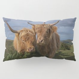 Highland Cows Pillow Sham