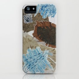 Carbonation Collection: ski iPhone Case