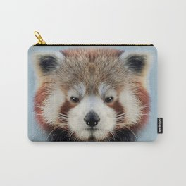 Fashion raccoon Carry-All Pouch