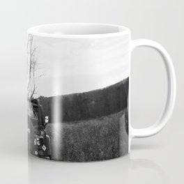 No Snowmobiles Coffee Mug