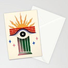 SUN EYE Stationery Cards