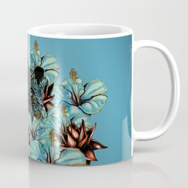 The Tiger and the Flower Coffee Mug