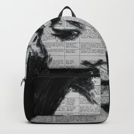 To late Backpack