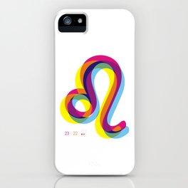 Leo ~ Zodiac iPhone Case