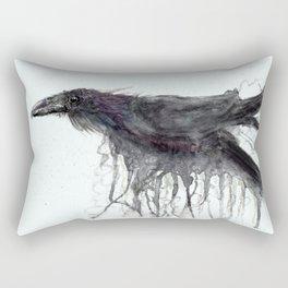 Corvidmorphosis Rectangular Pillow