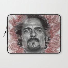 Tig Trager Portrait -SOA 02 Laptop Sleeve