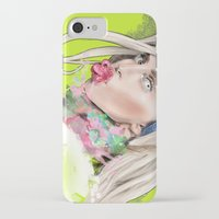 artrave iPhone & iPod Cases featuring ArtRAVE by Dafni
