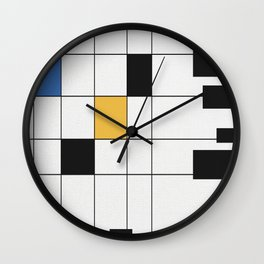 Simple Connections 6 Wall Clock
