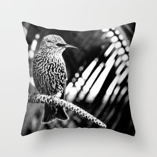 natural patterns Throw Pillow