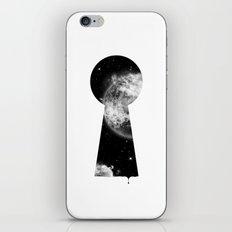 Key To The Stars iPhone & iPod Skin