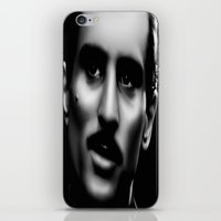 the godfather iPhone & iPod Skins featuring the godfather R.D by Fotis