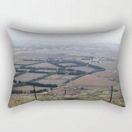 Borders Rectangular Pillow
