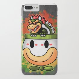 Bowser's Ride iPhone Case