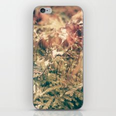 slugmoss iPhone & iPod Skin
