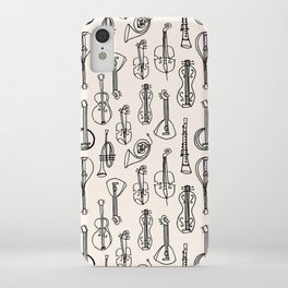 Vintage Instrument Collection  iPhone Case