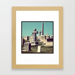 Arlington Generals Framed Art Print