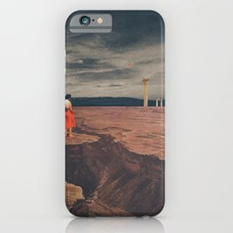 Across The History iPhone Case