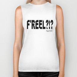Riggo Monti Design #23 - F'REEL?!? Biker Tank
