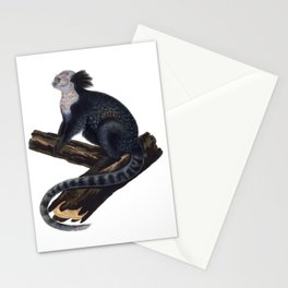 Tufted-Ear Marmoset Stationery Cards
