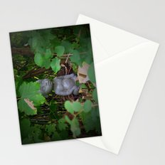 Scared Stationery Cards