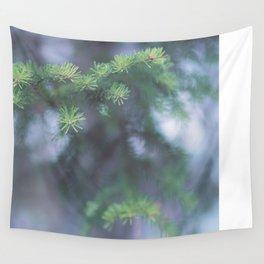 Fresh Pine Wall Tapestry