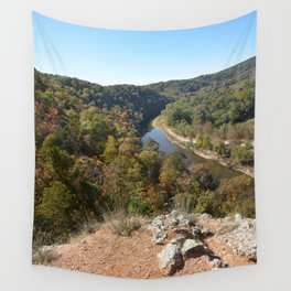 Sparrowhawk Mountain Series, No. 6 Wall Tapestry