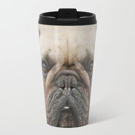 The face of a dreamer...! Travel Mug