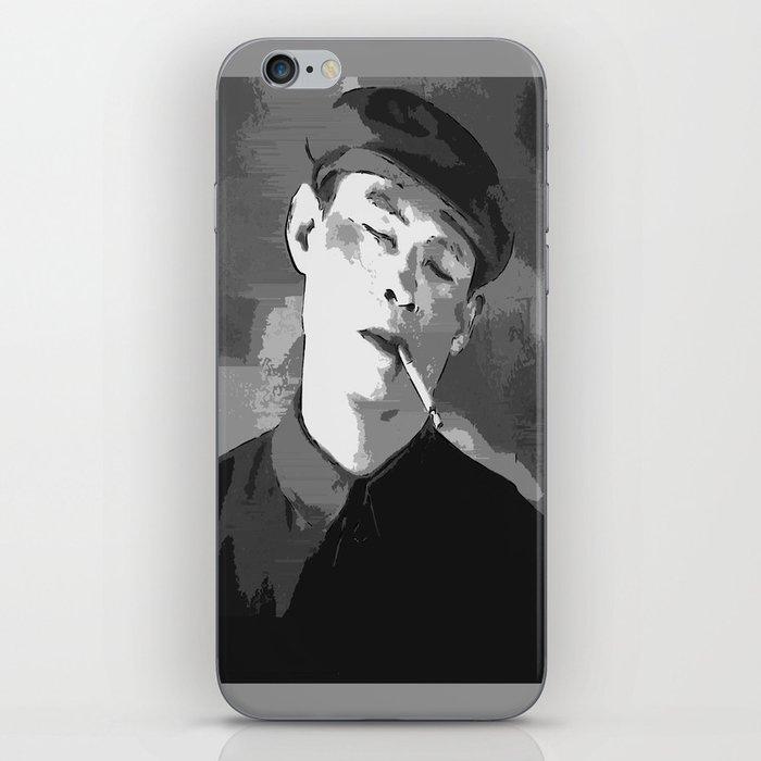 The Smoker iPhone Skin