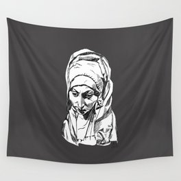 Our Lady of Sorrows Wall Tapestry