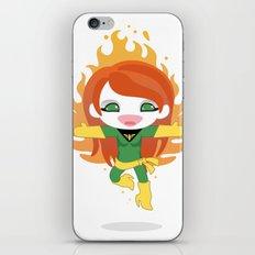 X-man Jean Grey 'Phoenix' Robotic iPhone & iPod Skin