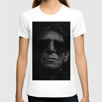 lou reed T-shirts featuring LOU REED, SO FREE. by Robotic Ewe