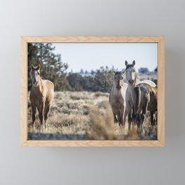 Growing Up Wild Framed Mini Art Print