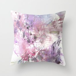 As Babylon Dies Throw Pillow