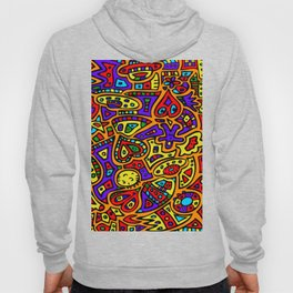 Abstract #416 Hoody