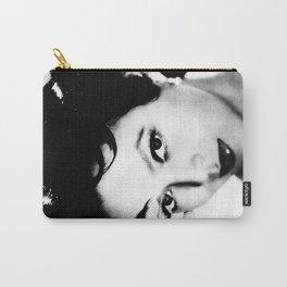 dorothy dandridge black & white photo Carry-All Pouch