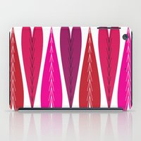 swedish iPad Cases featuring Swedish Valentines by KatieKatherine