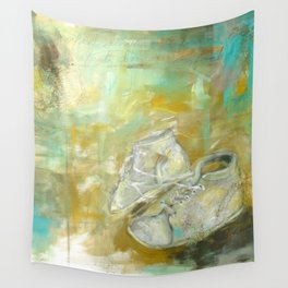Booties Wall Tapestry